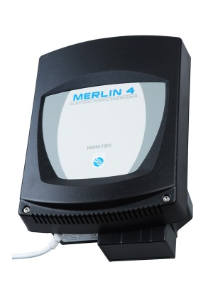 Merlin - 4J energizer with keypad