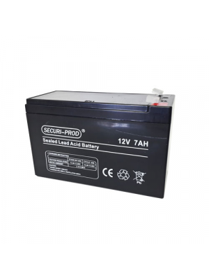 Battery 7ah 12v - rechargable