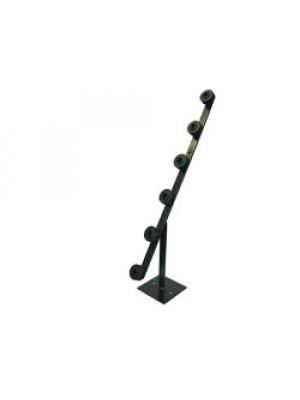T-pole 6 w - black