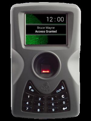 iPB7 Enterprise outdoor biometric reader
