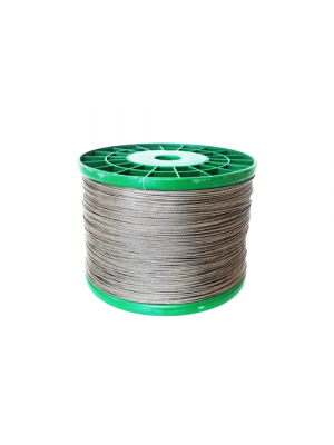 STRANDED S/S WIRE - 1.2MM/800 - AISI304
