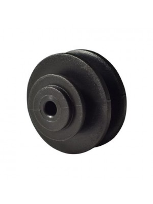 Bobbin flat bar - black
