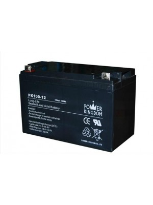 Battery100ah12v - deep cycle