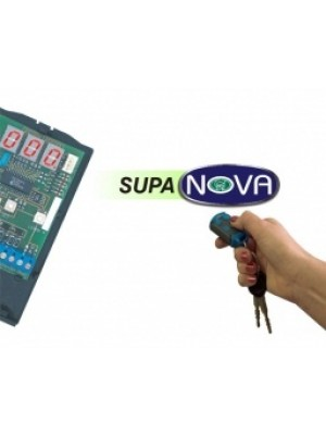 Supanova multi-user receiver