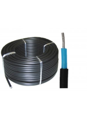 HT cable - black slimline