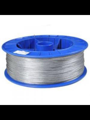 Aluminium wire - stranded - 1.6mm - 1000m