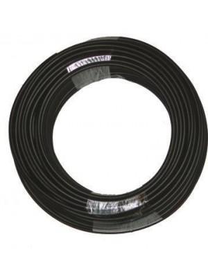 Ht cable black - 3 core/100m - slimline